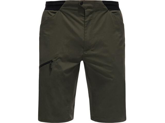 Haglöfs L.I.M Fuse Shorts Heren, deep woods